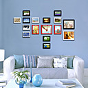 Modern Photo Wall Frame Collection-Set of 16
