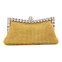 Fashion Beaded Rhinestones Clutch