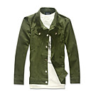 Men 's Fashion Leisure Autumn Coat of Cultivate One's Morality Jacket Outwear