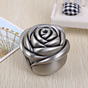 Beautiful Rose Shaped Alloy Women's Jewelry Holders