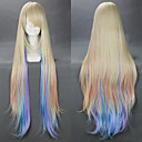 Iridescence Golden Gradient 110-120cm Princess Lolita Wig