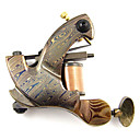 Damascus Steel Wire-cutting Tattoo Machine Gun for Liner
