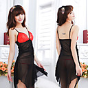Black-red Sexy Gown(Fit S-L)