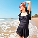 Women's One-piece Fashion Ruffle Straped Swimsuit
