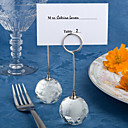 Nice Crystal Ball Place Card Holder (Card Not Included)