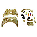 Replacement Controller  Shell for Xbox 360 (Snake Skin)