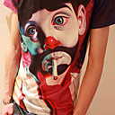 Men's Play Do Strange Clown T-shirt