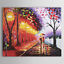 Hand Painted Oil Painting Landscape With Stretched Frame 1211-LS0223