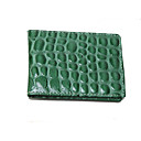 Lady's Fashion Certificate Mini Clutch