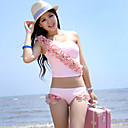 Women's Fashion Cute One Shoulder Ruffle Swimsuit