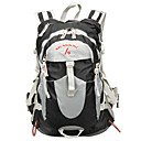 MONKKING Light Gray/Black Mountaineering Bag