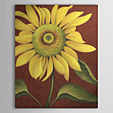 Hand Painted Oil Painting Floral 1305-FL0125
