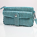 Lady's Snake Skin Pattern Clutch