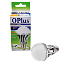 Oplus® E27 12W 900-1000LM 3000-3500K Warm White Light LED Ball Bulb (85-265V, 50/60Hz)