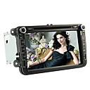 8 Inch Car DVD Player for Volkswagen (GPS, DVB-T, iPod, RDS)
