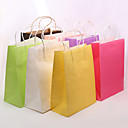 Kraft Paper Bag - Set of 4 (More Colors)