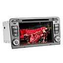 7 Inch Car DVD Player for Audi A3 (GPS, 3G/WiFi, Bluetooth, RDS, iPod)