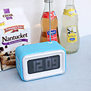 Creative Multifunction LCD Alarm Clock with FM Radio