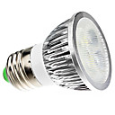Dimbaar E27 4W 360LM 6000-6500K Natural White Light LED Spot lamp (220V)