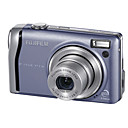 Fujifilm F40 FD 8.3MP Digital Camera 3x Optical Zoom/Blue+Free Gift(2GB SD Card+More)-Free Shipping