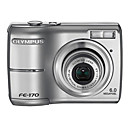 Olympus digitale camera stylus fe170 + gratis geschenk (2GB SD-kaart + meer)-gratis verzending