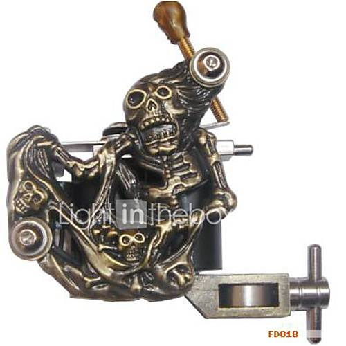 make tattoo gun. Empaistic Tattoo Machine